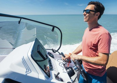 Super 8 ideal boat for more experienced skippers