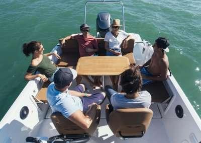 training course on Super 8 Boat School Denia
