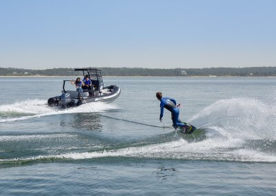 powerboat courses with the boat school denia